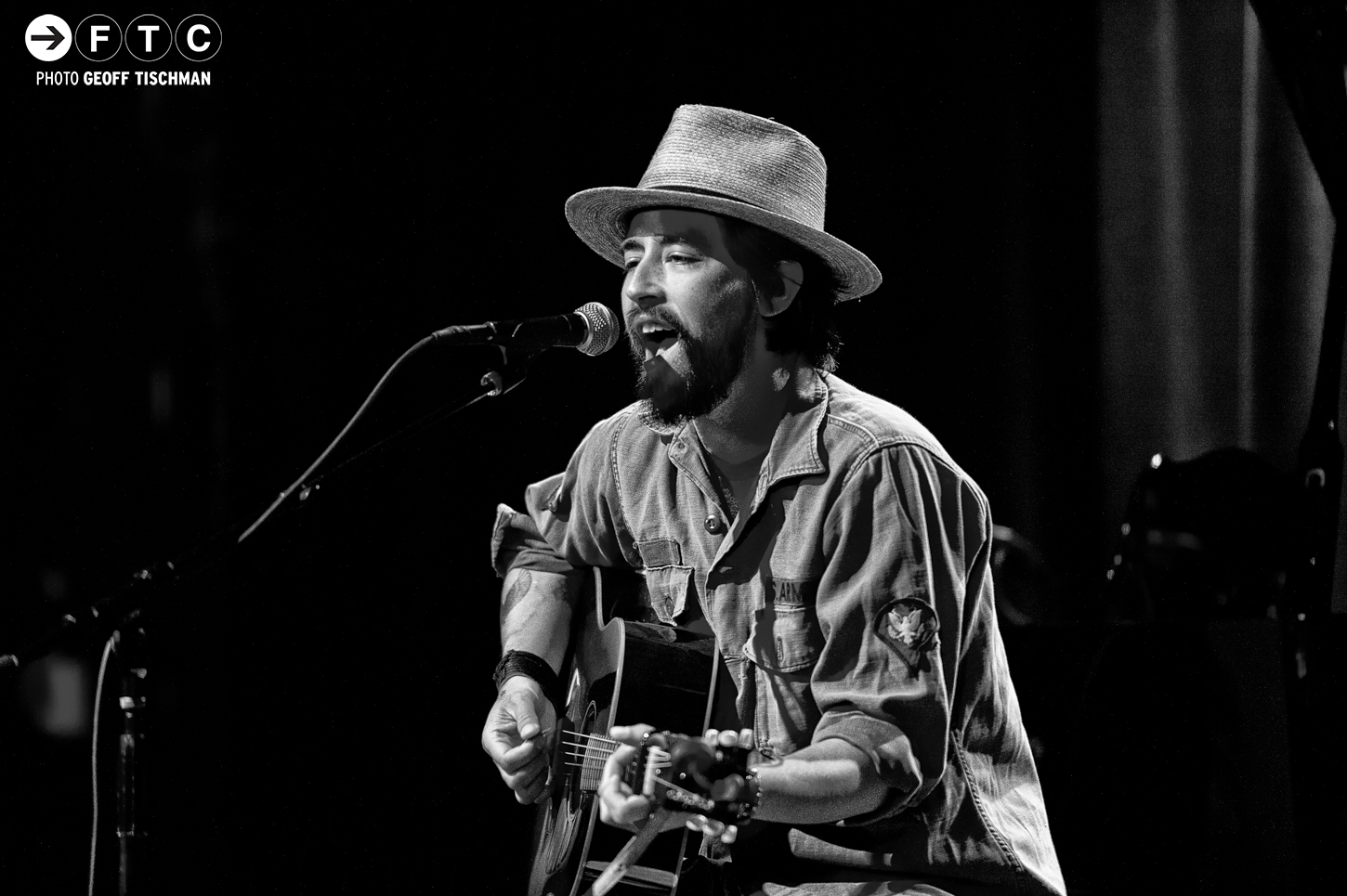 Jackie Greene Live At The Fairfield Theater Company, Connecticut