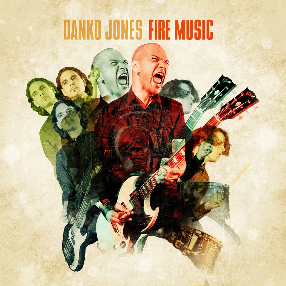 Shawn Brown's The Screaming Life: Danko Jones