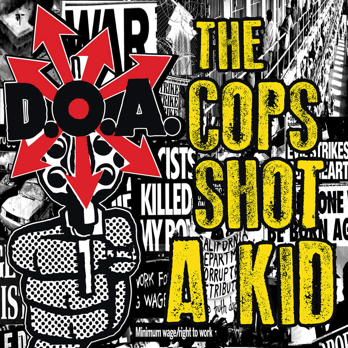 "D.O.A. Announce New Baltimore-Inspired Single ""The Cops Shot A Kid"""