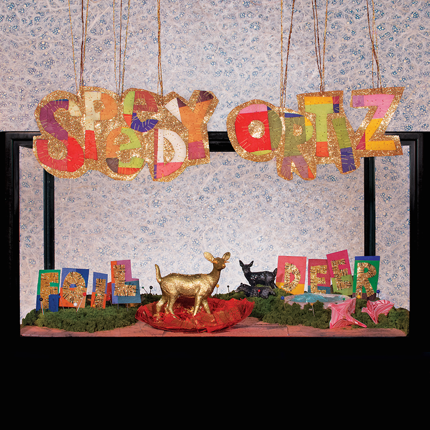 "The Present Reaching into the Past – ""Foil Deer"" by Speedy Ortiz"