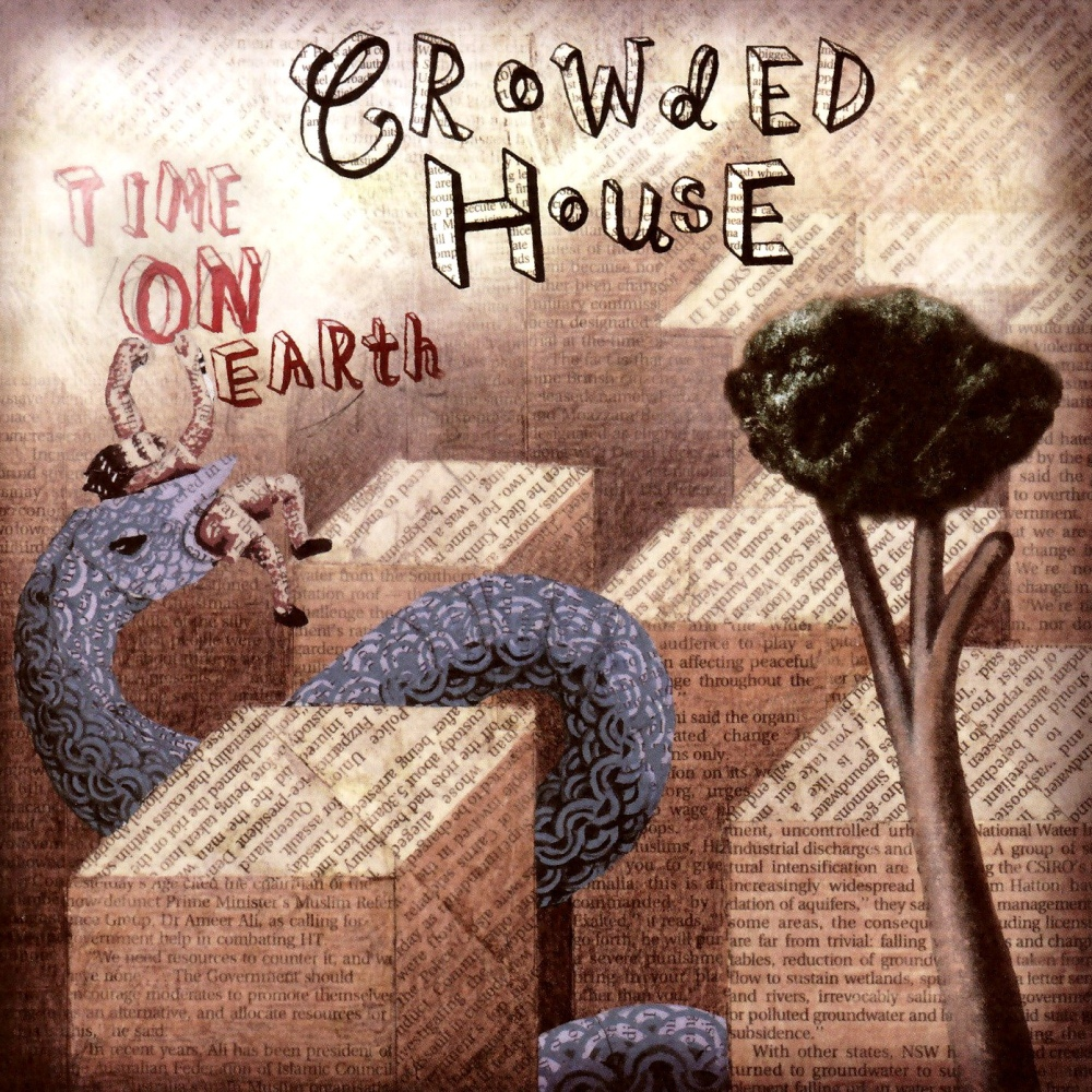 The Beauty And Terror Of Nature Itself: Crowded House's Time On Earth