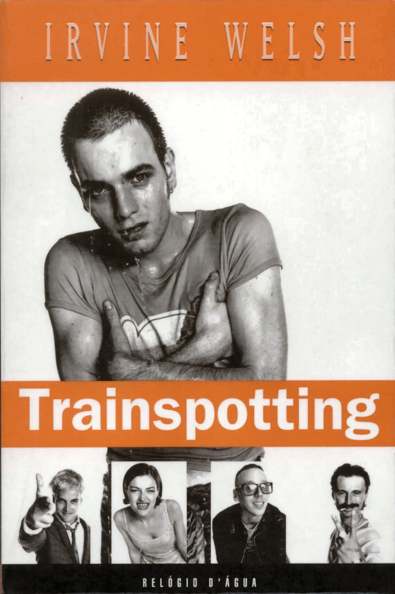 Image result for trainspotting by irvine welsh