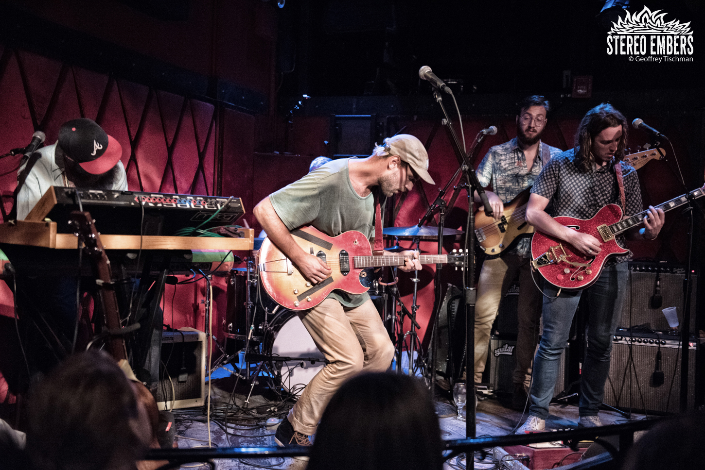 Rayland Baxter Live At The Rockwood Music Hall, New York