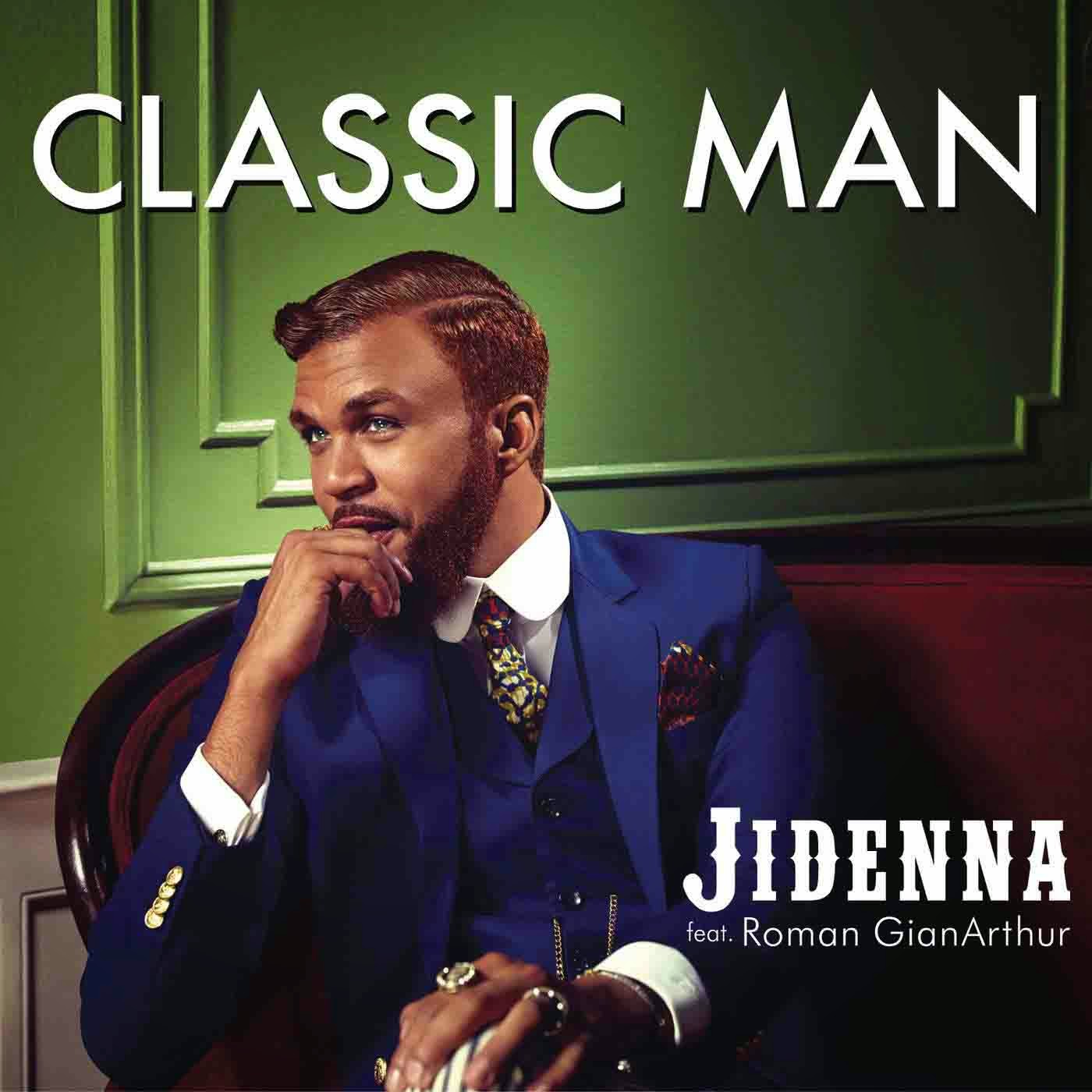 "Janelle Monáe Protégé Jidenna Has Our Track of the Day With ""Classic Man"""