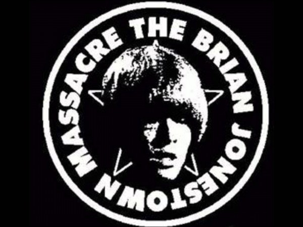 The Best of The Brian Jonestown Massacre, as Selected by Rishi Dhir of Elephant Stone