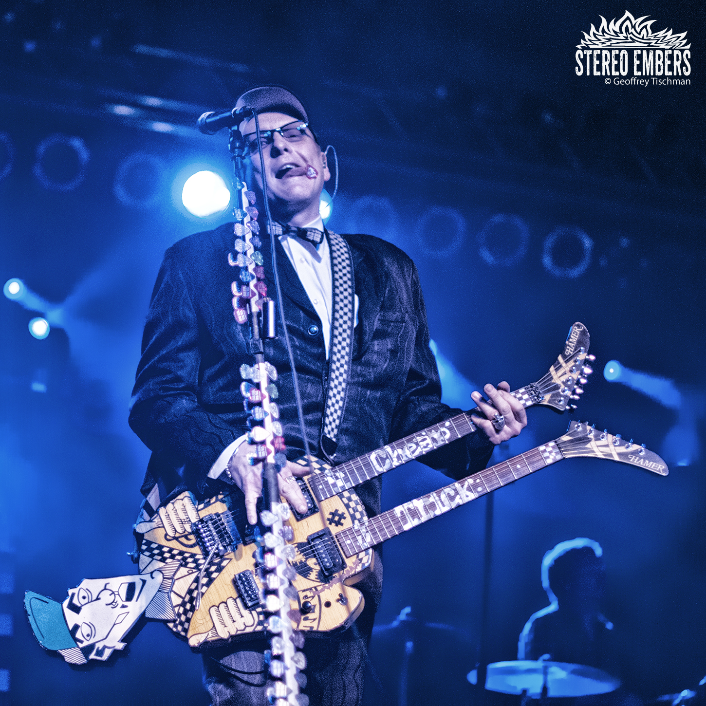 Stereo Embers To Shoot Cheap Trick Live In New York