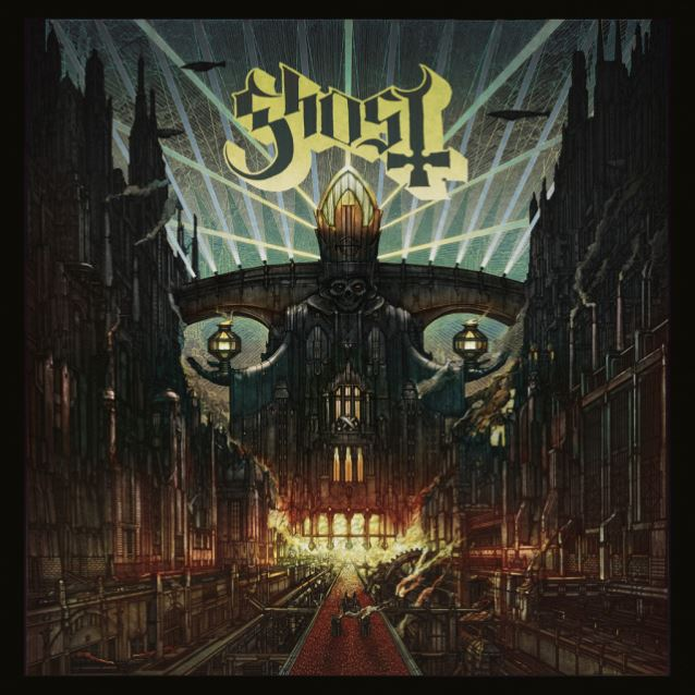 Ghost's Meliora Is Pummeling, Flamboyant And Brilliant