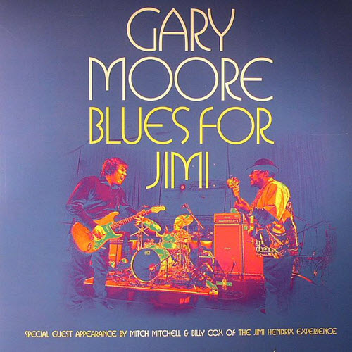 "The Art of the Cover Song: Gary Moore's ""Voodoo Child (Slight Return)"""