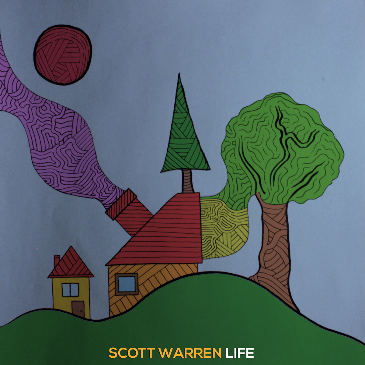 "Track of the Day: Scott Warren's ""Life"""