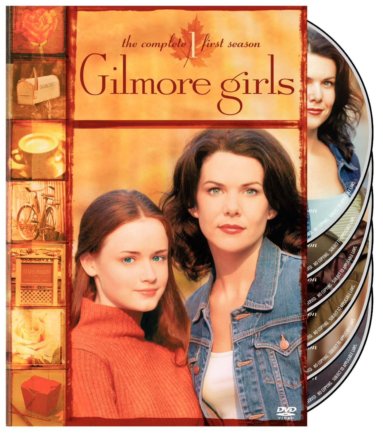 The (Gilmore) Girls Are Back In Town!