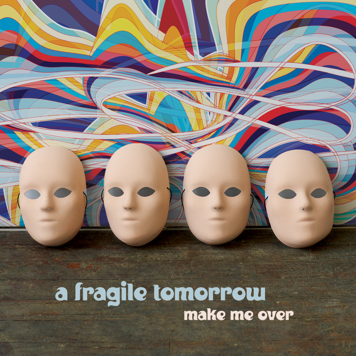 """F*ck Art, Let's Dance – """"Make Me Over"""" by A Fragile Tomorrow"""