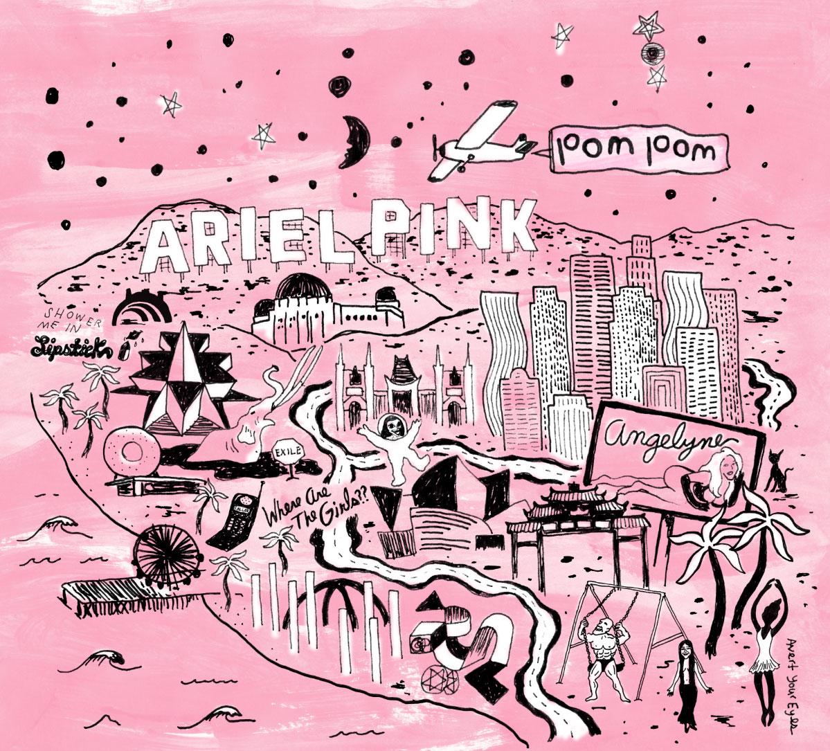 Ariel Pink Live In San Francisco