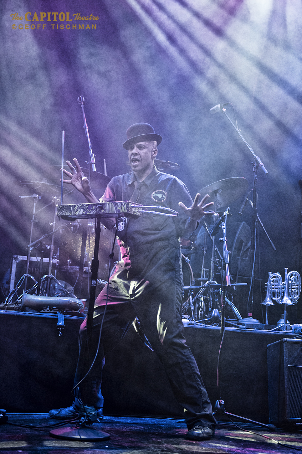 Fishbone Live In New York