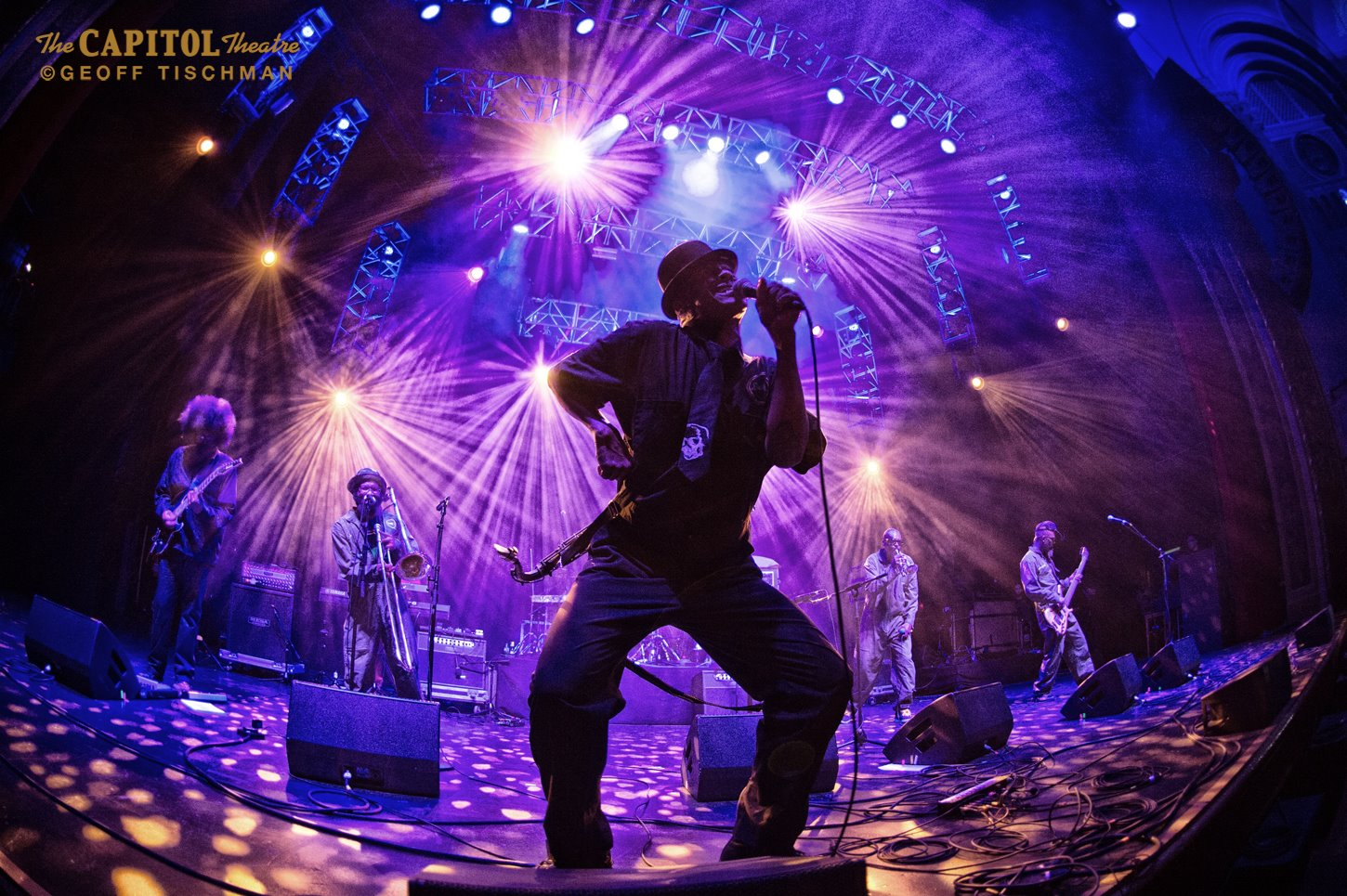 Fishbone Photo Exclusive For Stereo Embers To Be Published In December