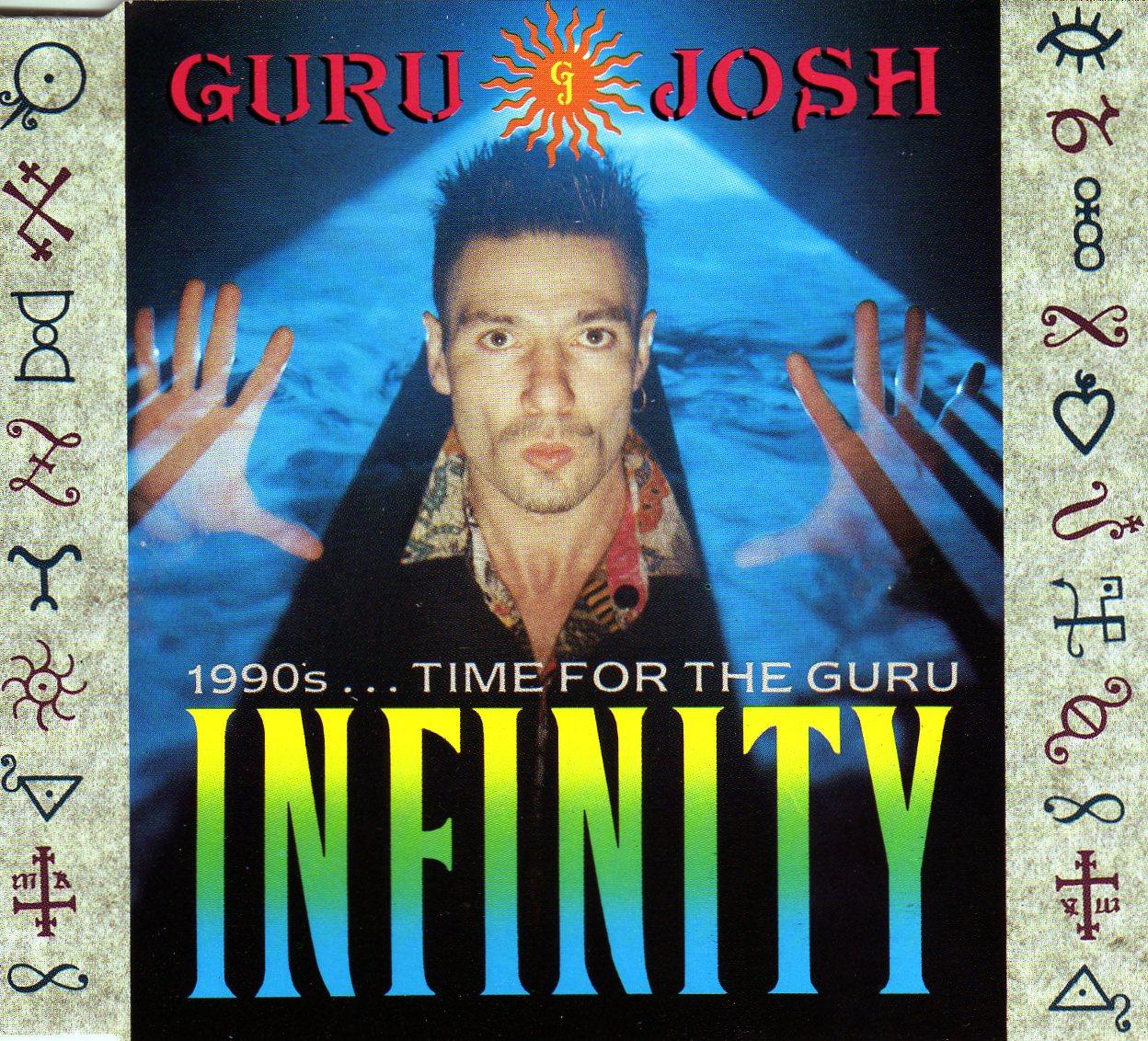 Guru Josh Dead At 51