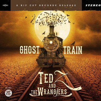 "New Album from Ted Z and The Wranglers – Watch ""Ball and Chain"" now"