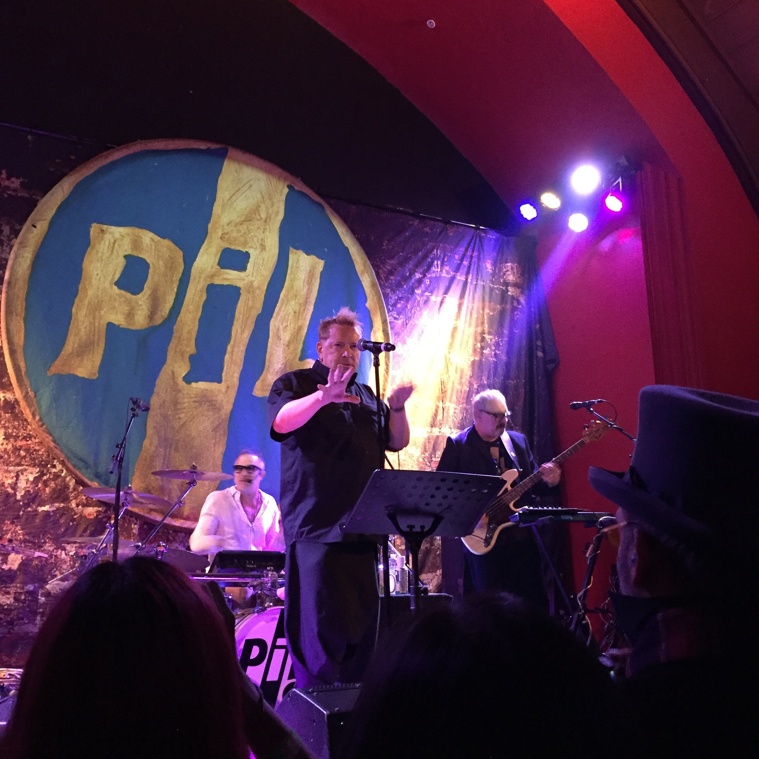 Public Image Ltd. Live In San Francisco