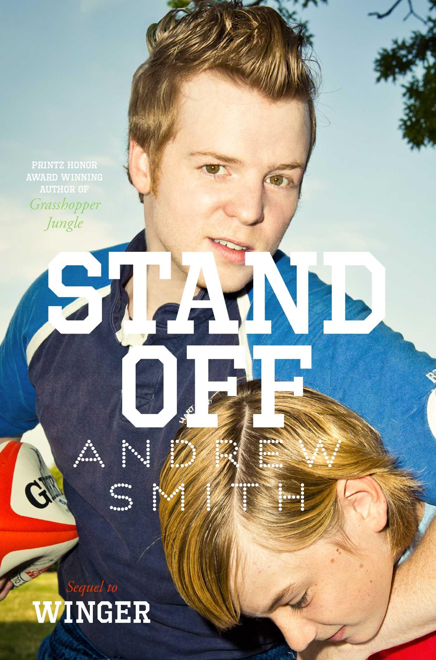 Author Andrew Smith's Top Ten Albums Of 2015