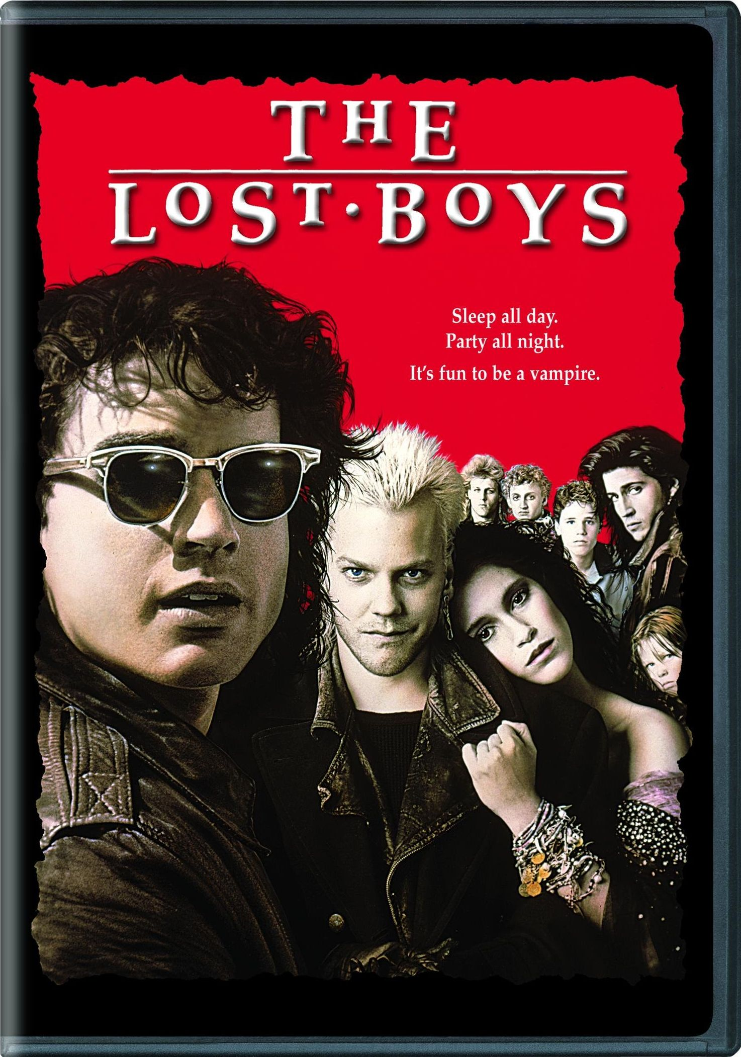 """The Lost Boys"" Actor Brooke McCarter Has Died"