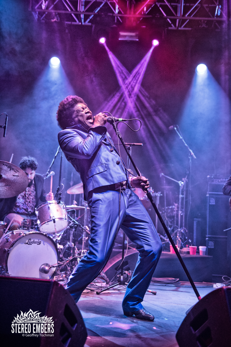 Charles Bradley Live In New York