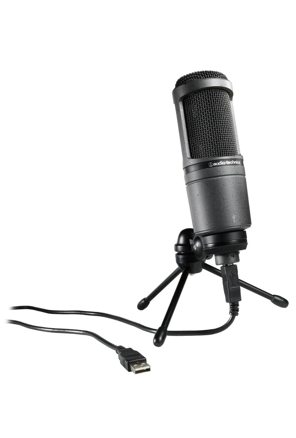 Audio-Technica's Condenser Microphone A Stealth Winner