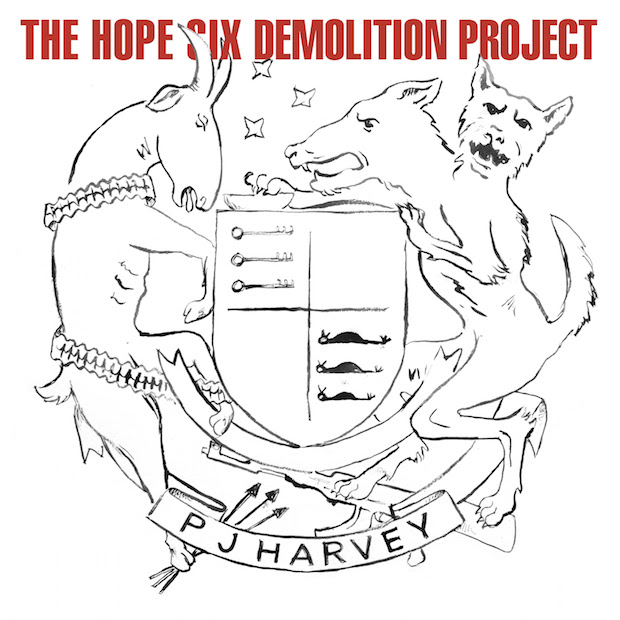 PJ Harvey's The Hope Six Demolition Project Out In April