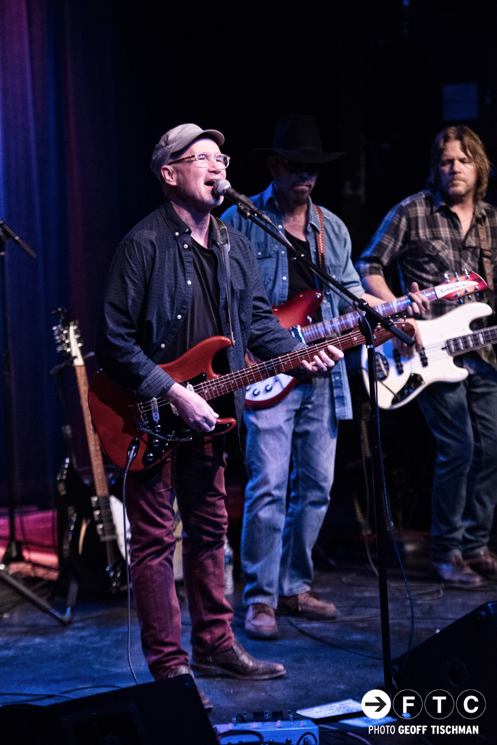 Marshall Crenshaw Live In Connecticut