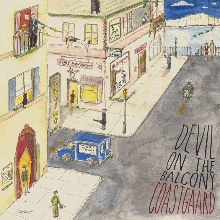 "Teenage Symphonies to Gosh – Coastgaard's ""Devil on the Balcony"""