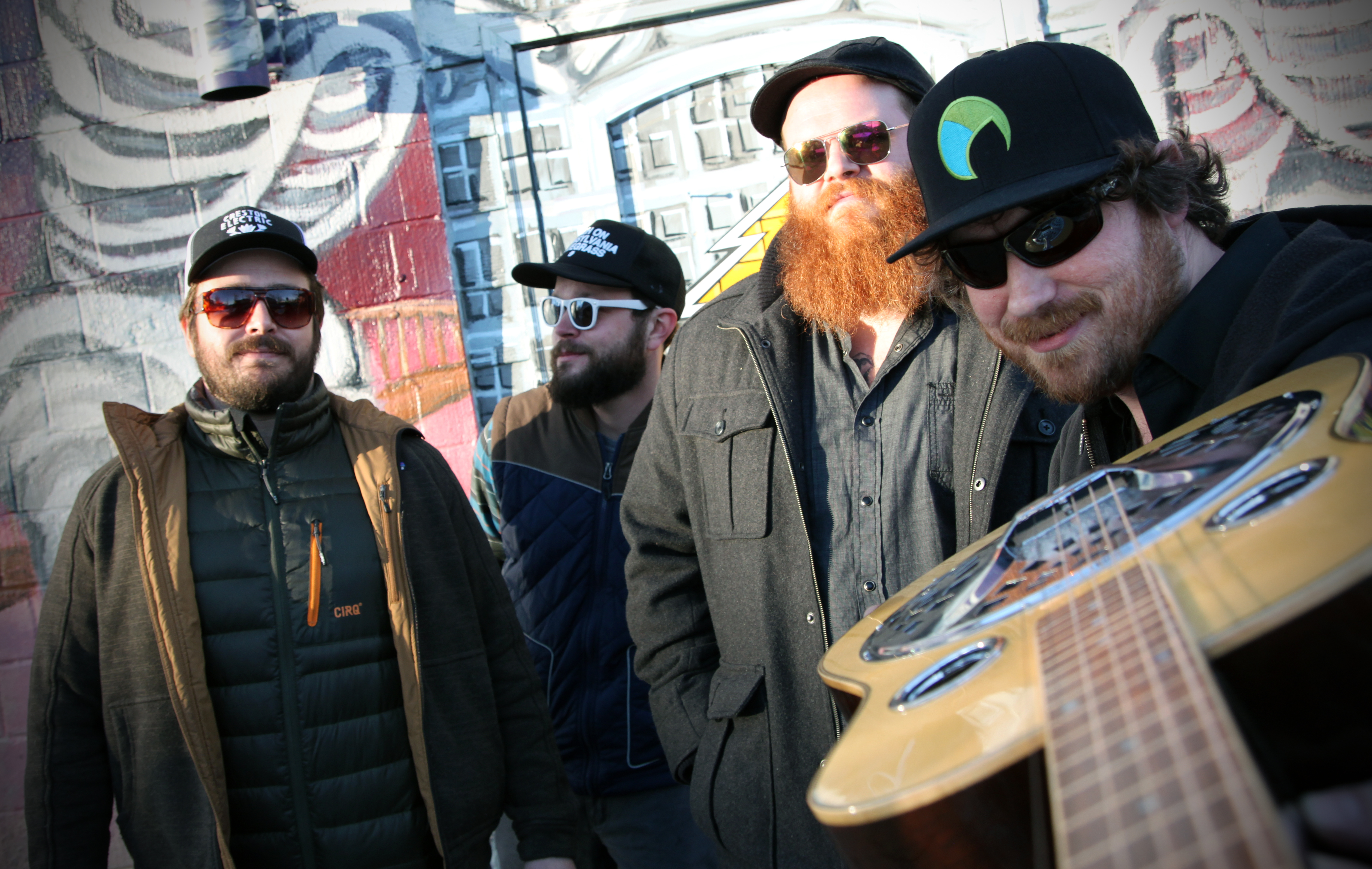 """Stereo Embers EXCLUSIVE FIRST LISTEN ALBUM STREAM – Portland's bluegrass wonders Left Coast Country's """"Pines Fly By"""""""