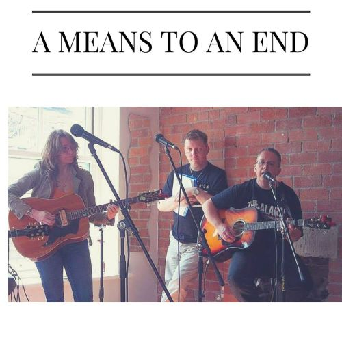 Hello and Goodbye: The Only Album From U.K. Poetry/Music Collective A Means To An End