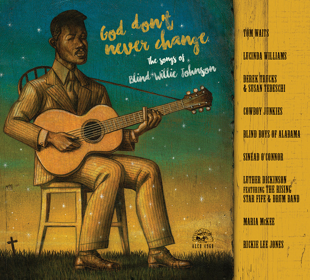 The Fastest Way To Live Forever: The Songs Of Blind Willie Johnson