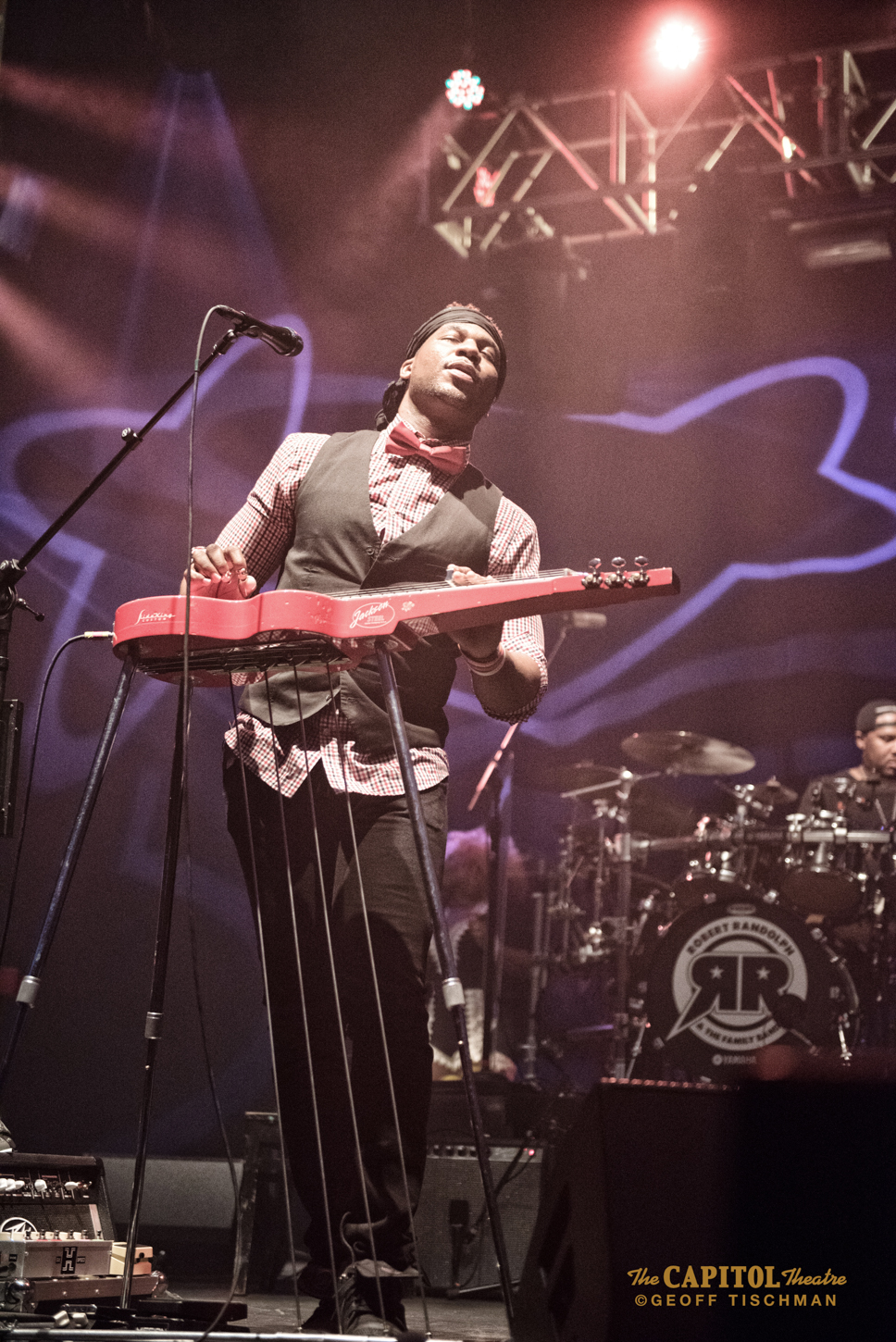 Robert Randolph And The Family Band Live In New York