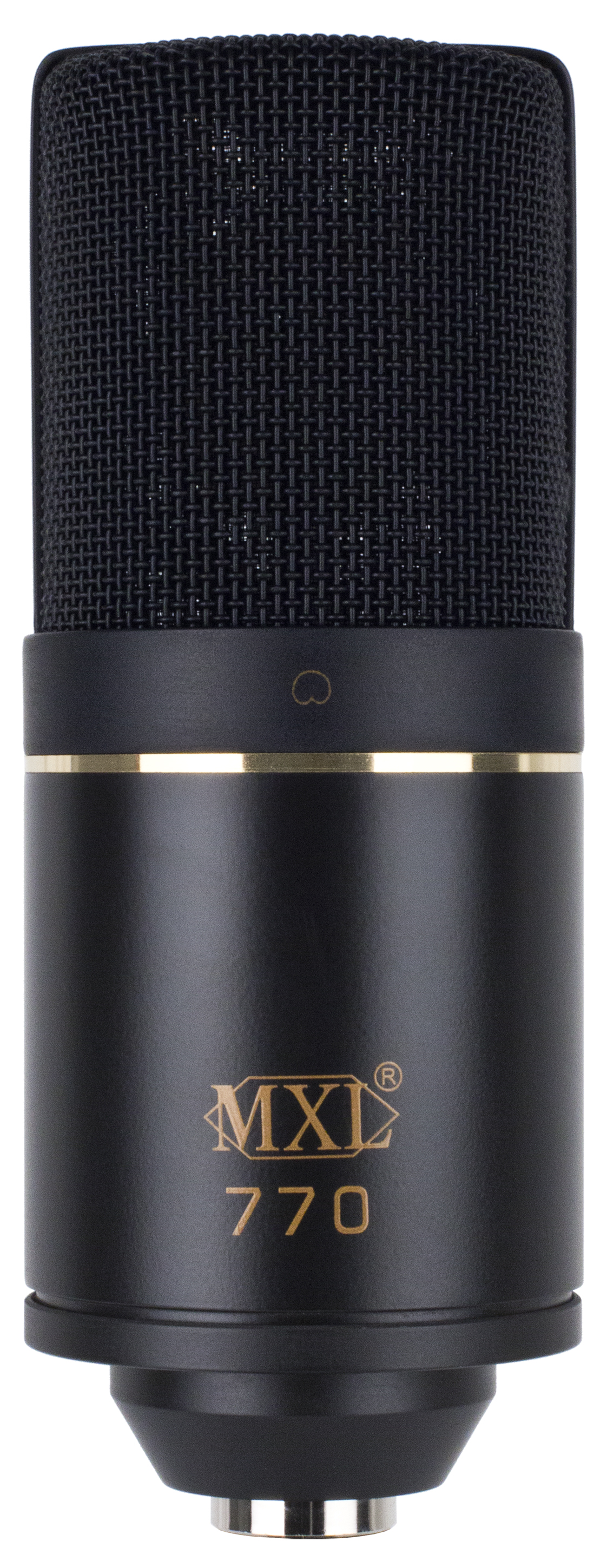 Thoughtful Design, Iconic Brand: The Marshall MXL 770 Condenser Microphone