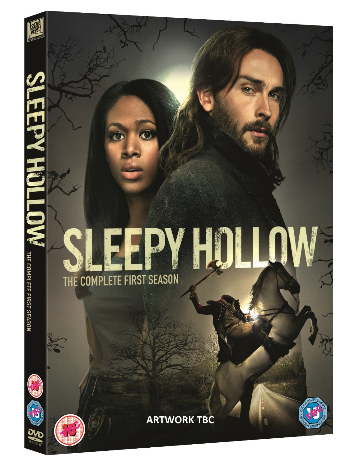 Sleepy Hollow's Zach Appelman Confirms He's Off The Show
