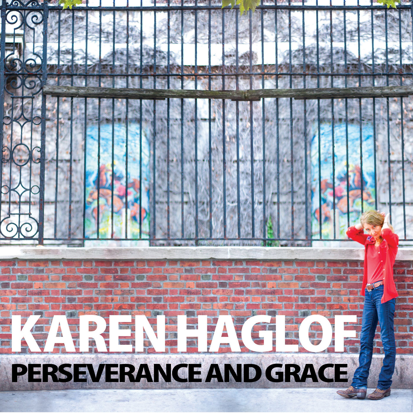 "Karen Haglof's New Album ""Perseverance and Grace"" Owes More to Horsepower than Horses this Time Around"