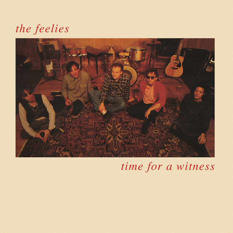 "As Good As Any American Band, Bar/None – The Feelies Reissues: ""Only Life"" (1988) and ""Time For A Witness"" (1991)"