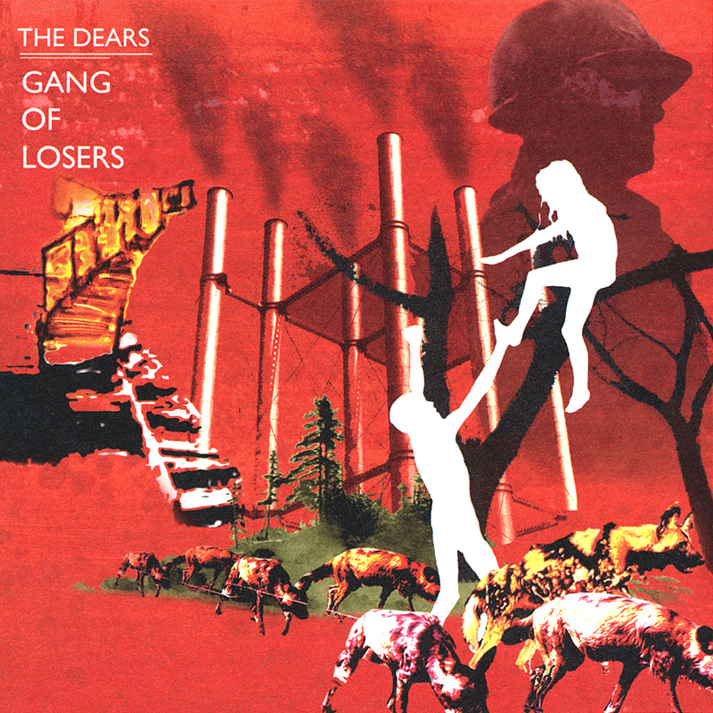 Crushing Melancholia For The Misfit Army: The Dears Gang Of Losers