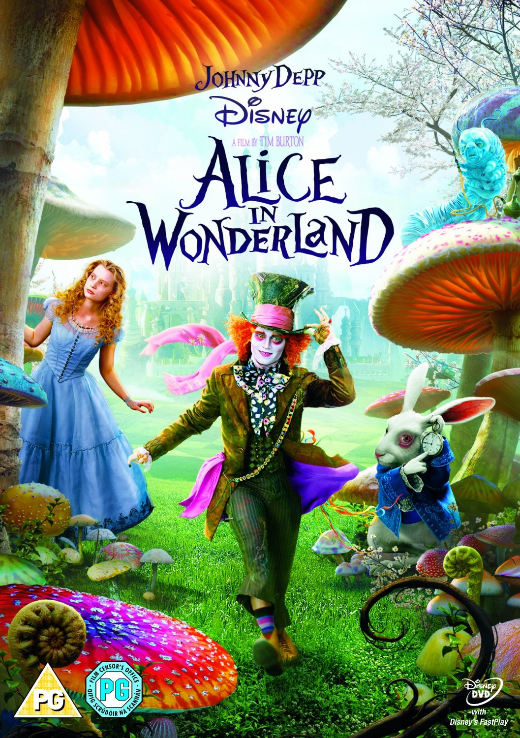 Johnny Depp's Alice Through The Looking Glass Goes Down The Rabbit Hole Of Financial Disaster