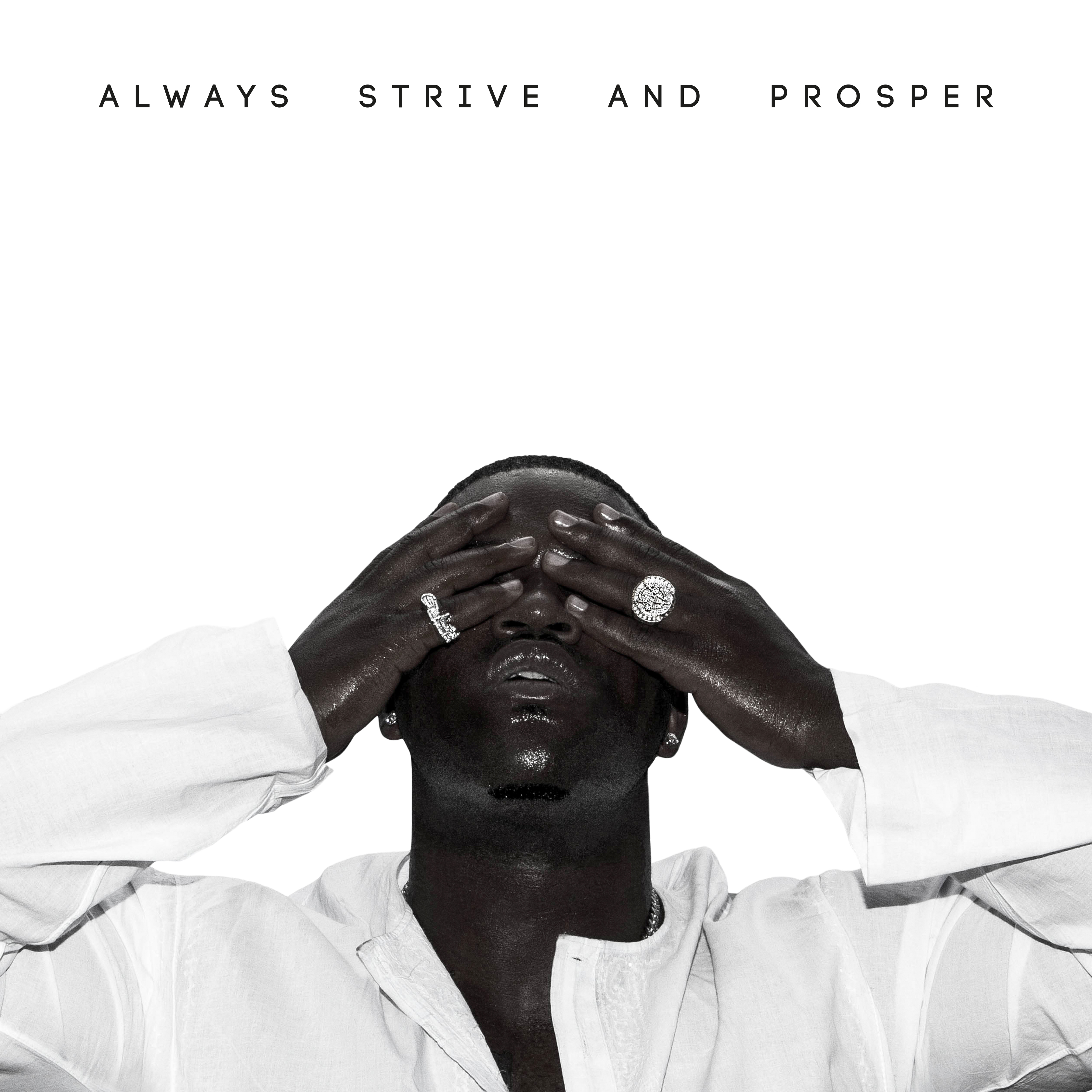 The Trap Lord Trips Up: A$AP Ferg's Always Strive And Prosper