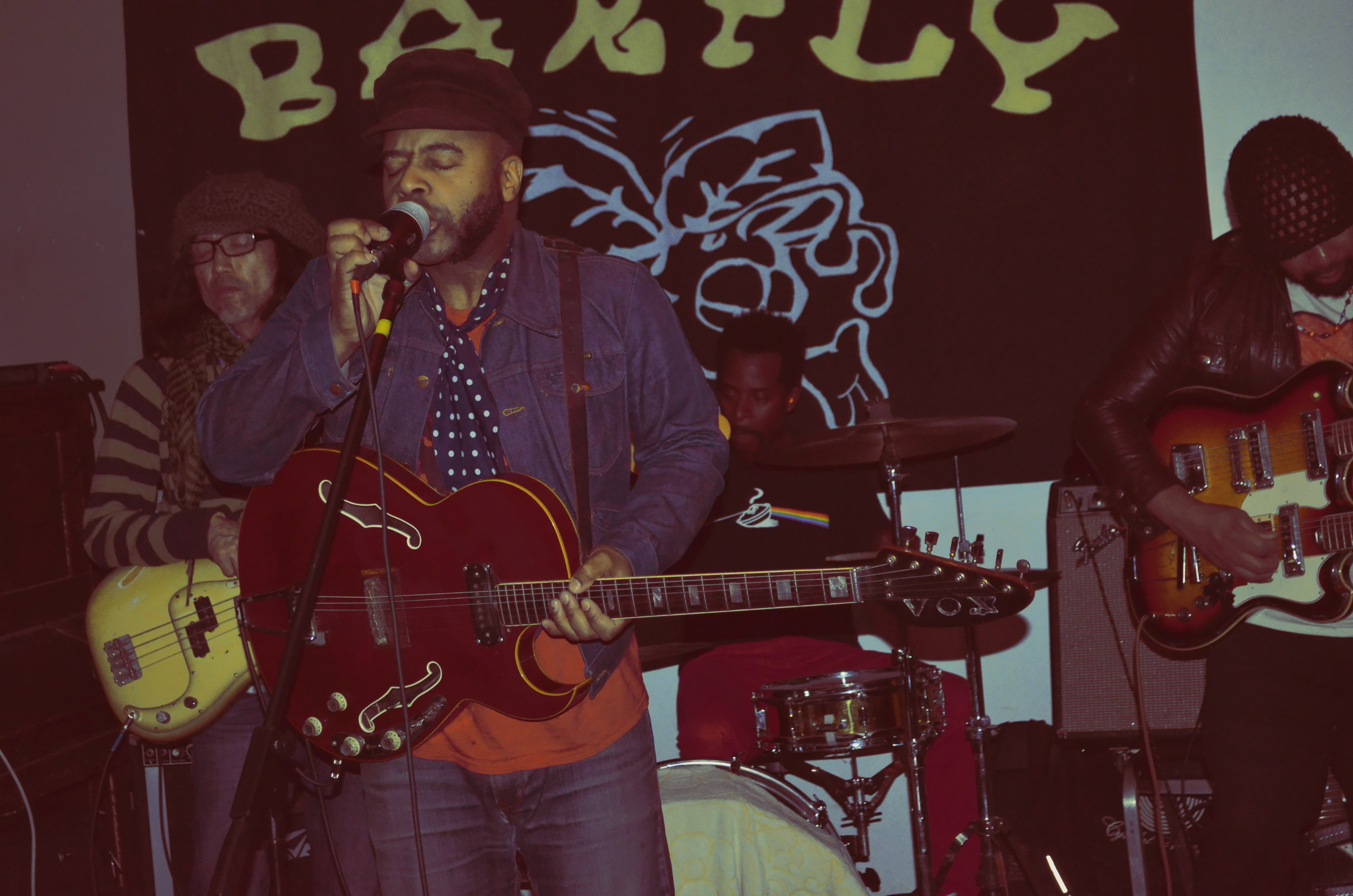Shocking Fuzz: The Veldt and The City Gates at Barfly, Montreal