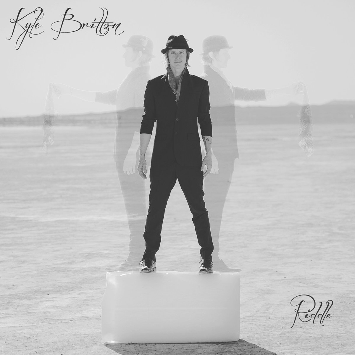 Indie Folk Singer-Songwriter Kyle Britton Releases New Single–EP Riddle Out June 10