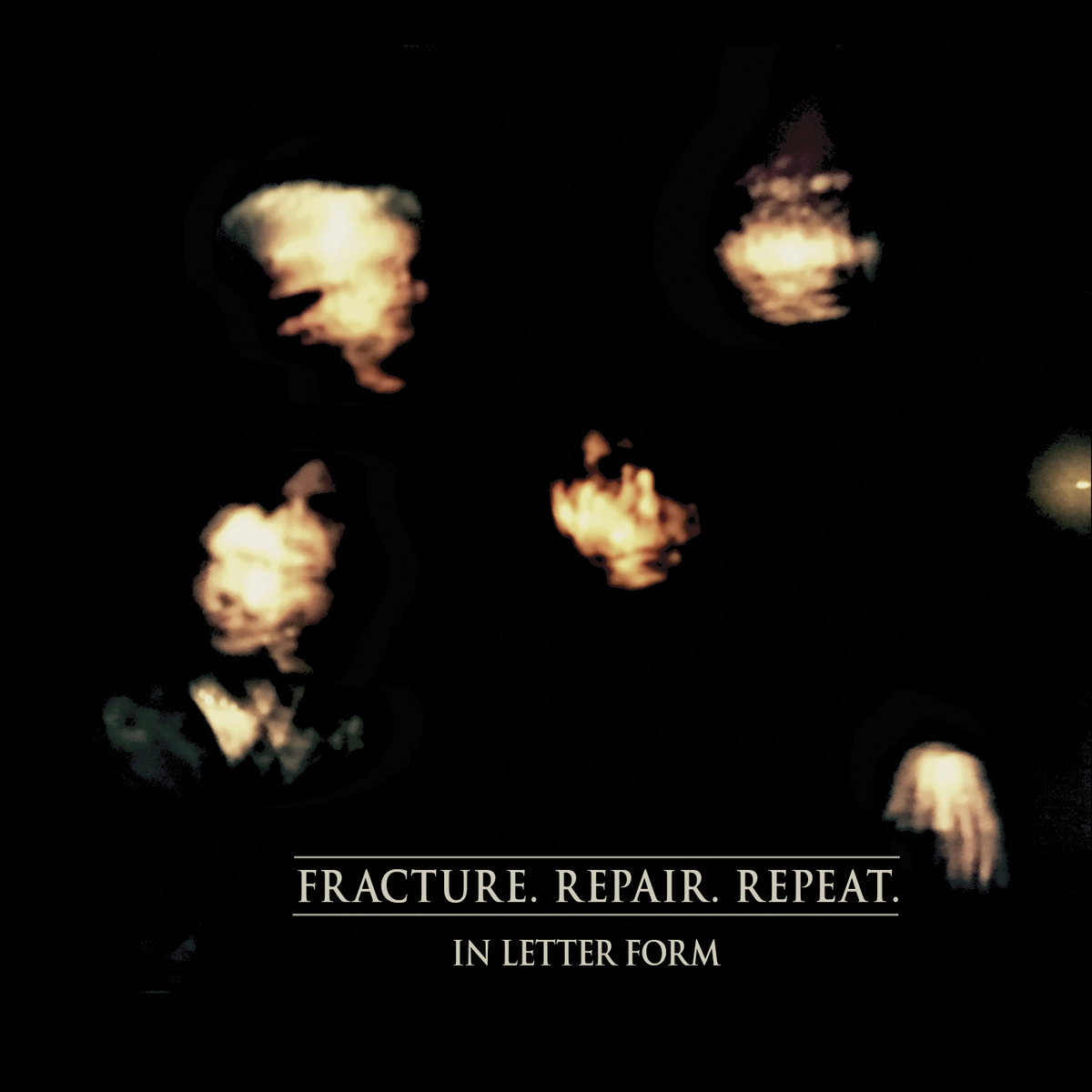 "Wielding Passion – In Letter Form's ""Fracture. Repair. Repeat."""