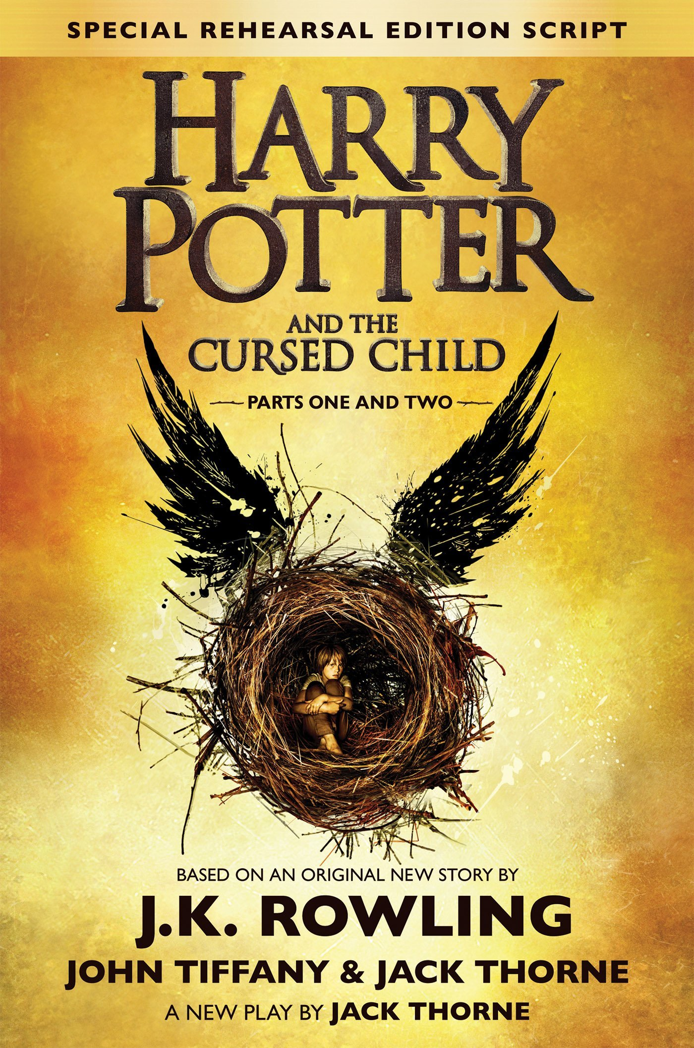Harry Potter And The Cursed Child: Ten Things To Know Before Midnight's Worldwide Launch