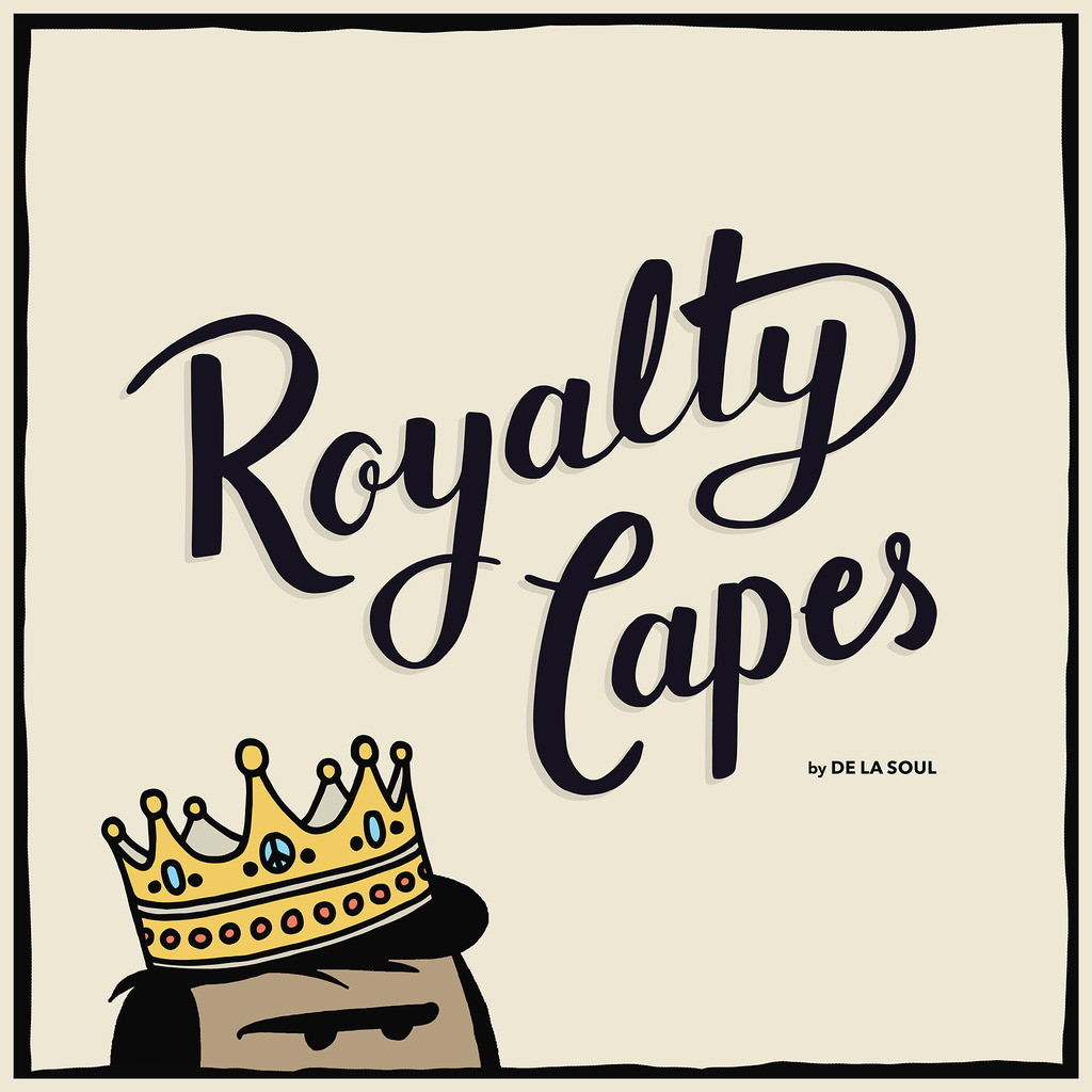 "De La Soul Release ""Royalty Capes"" From And The Anonymous Nobody"