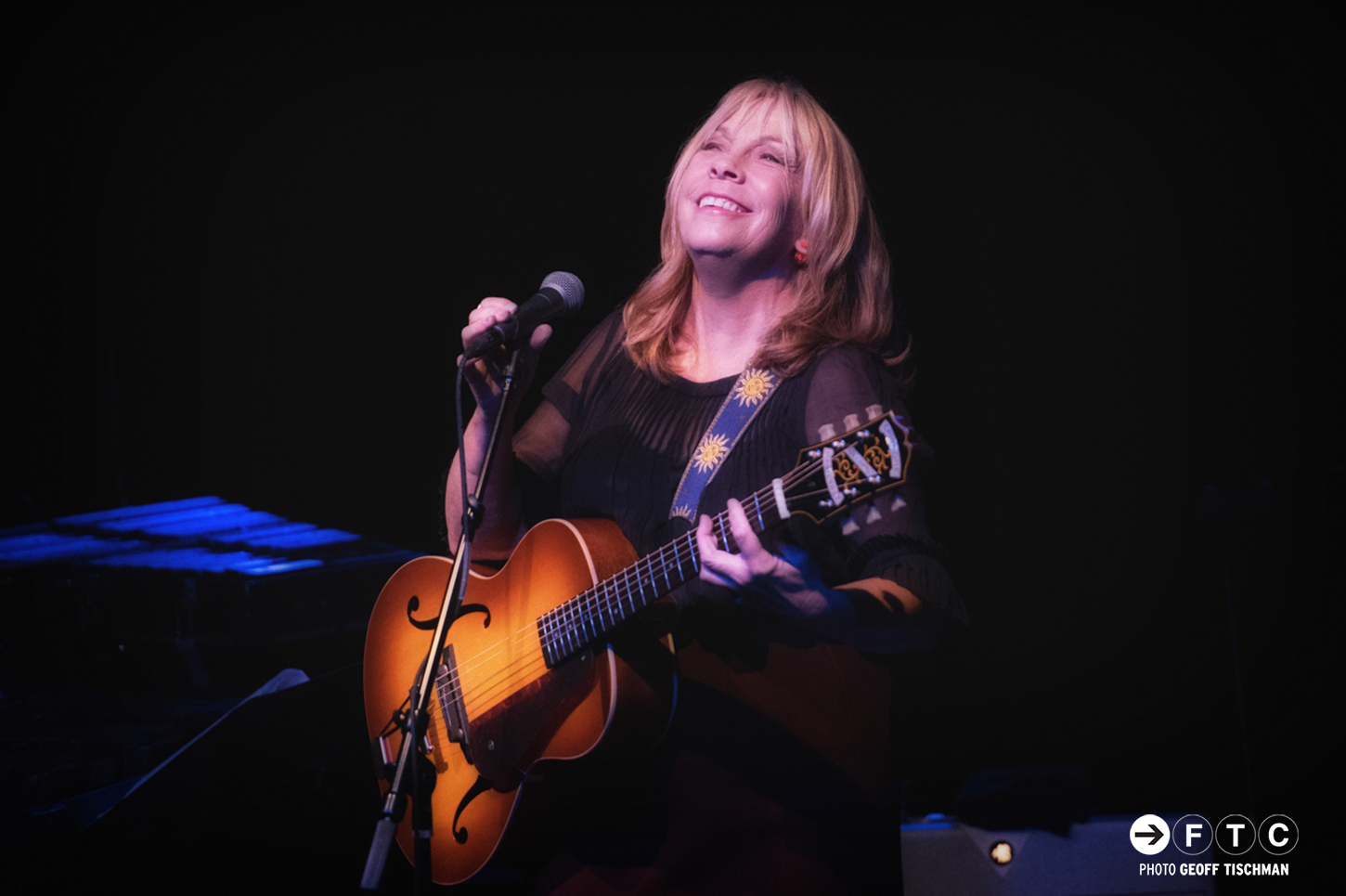 Rickie Lee Jones Live In Connecticut