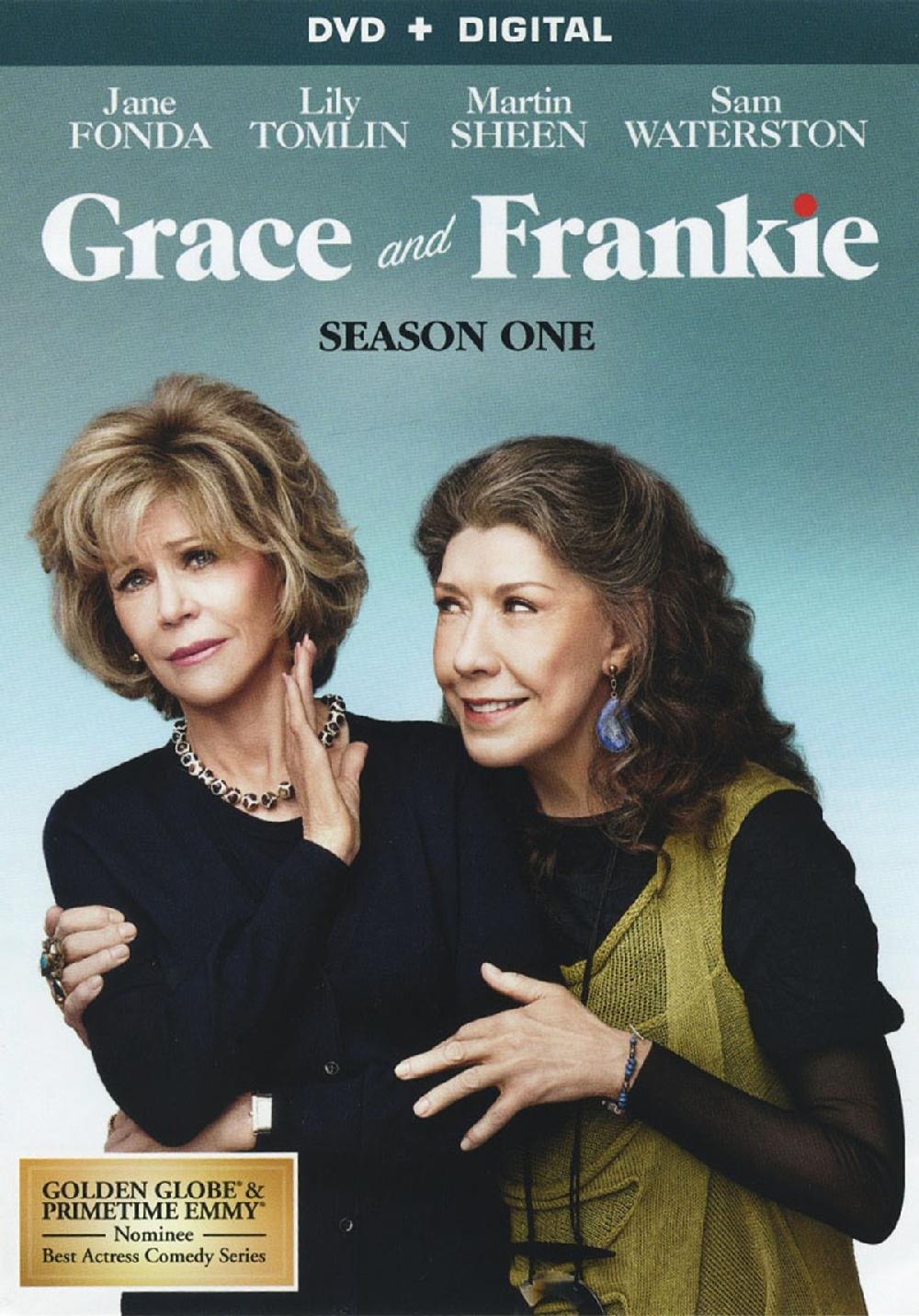 "Netflix Releases ""Grace And Frankie"" Season 2 Blooper Reel"
