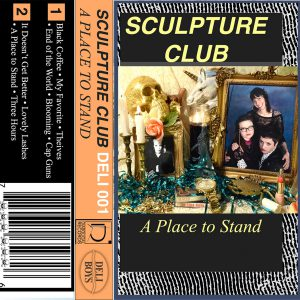 sculpture club cover