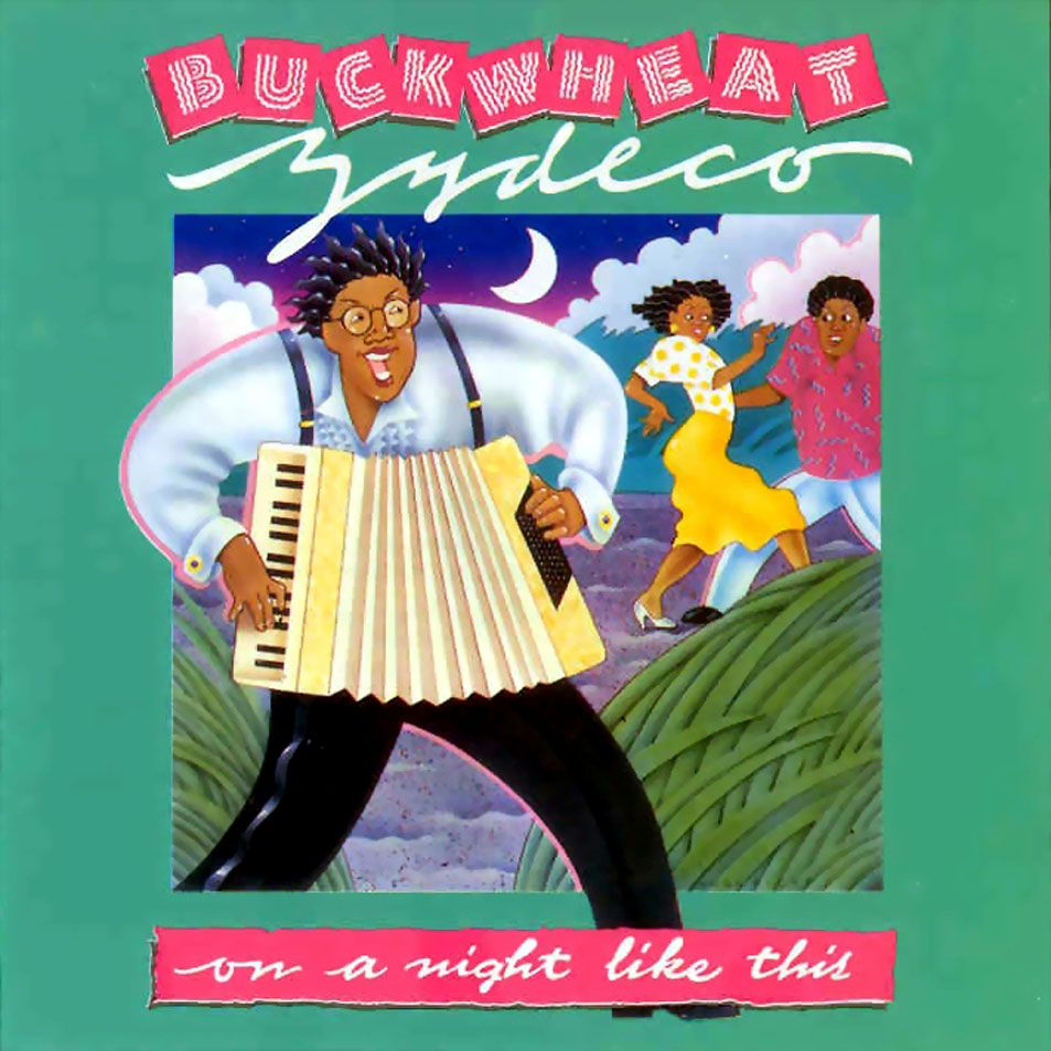 Buckwheat Zydeco Has Died