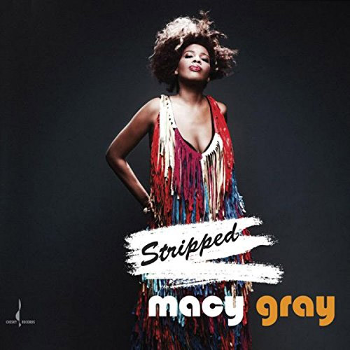 Macy Gray's Stripped Set To Hit Stores