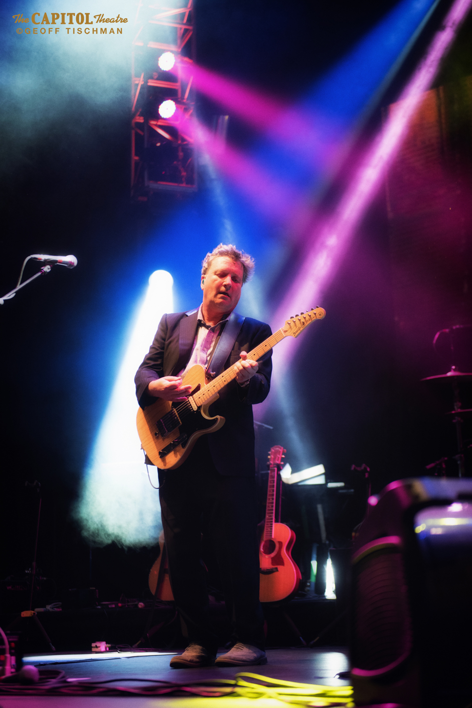 Squeeze Live At The Capitol Theatre In New York